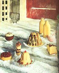 Christmas Frozen Desserts