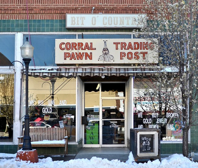 Corral Pawn and Trading Post - Trinidad,Colorado