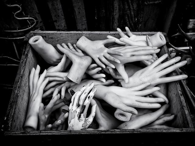 Box of Hands