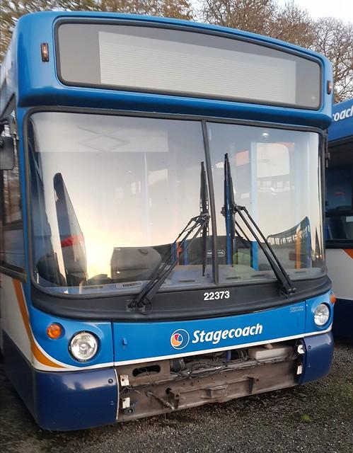 Stagecoach Bus - 22373 (SP55 EGJ)