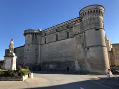 Gordes: Château