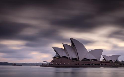 sunrise operahouse sydney therocks newsouthwales australia au