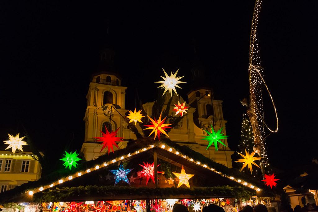Ludwigsburg Weihnachtsmarkt.Weihnachtsmarkt Ludwigsburg Hubert Eberle Flickr