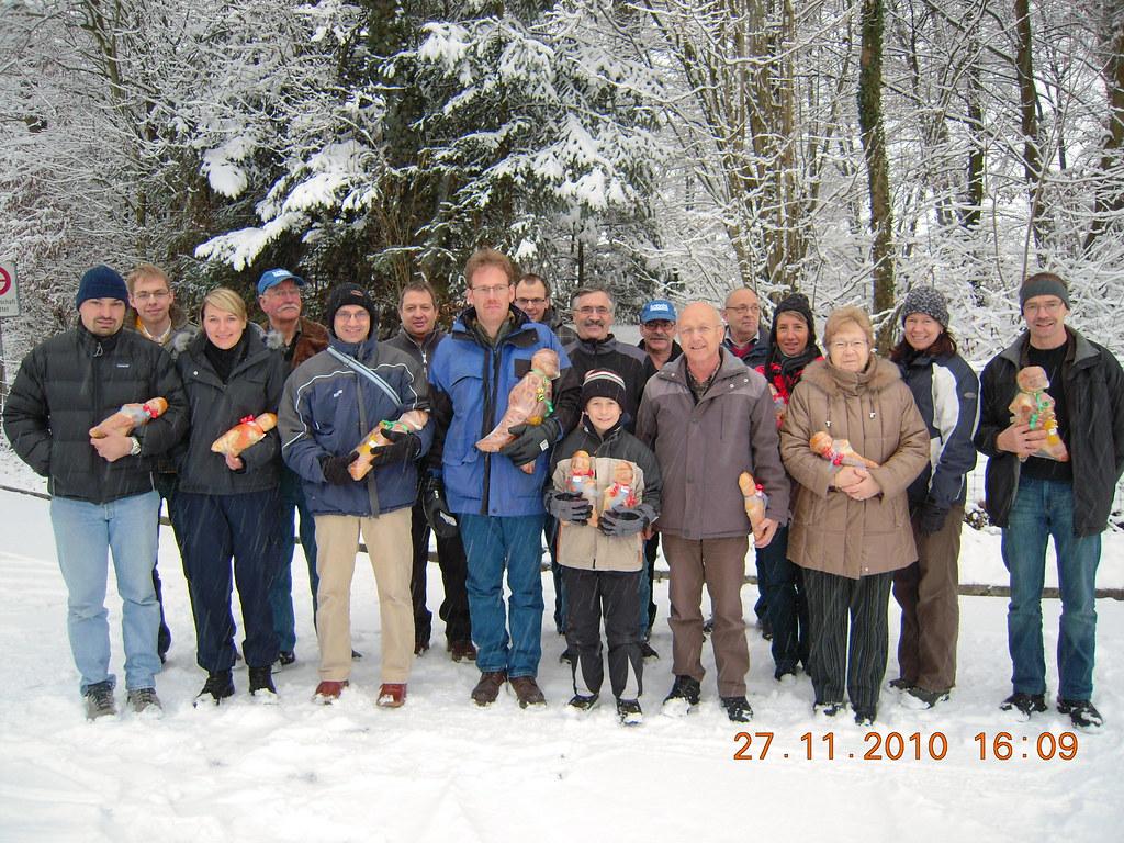 2010 Bänzenschiessen 27.11.10