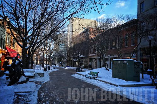 Iowa City Pedestrian Mall | by John Bollwitt