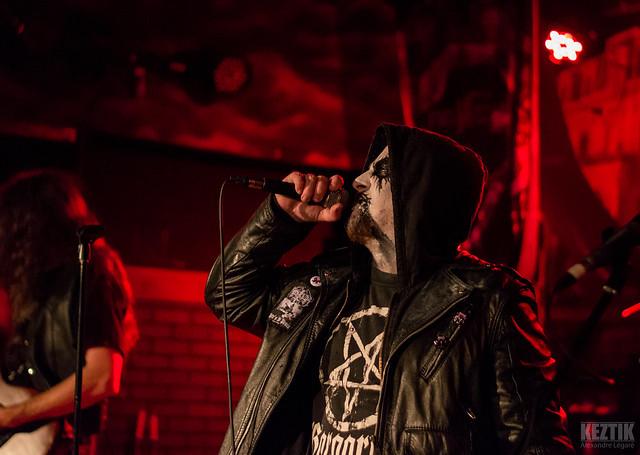 Blackscorn @ Bar Le Magog 2015-07-01