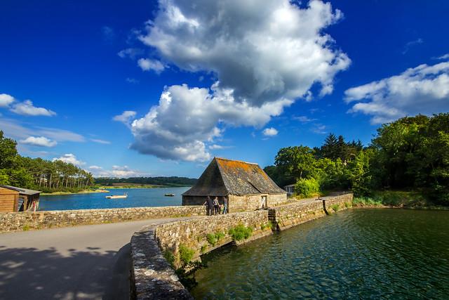 Moulin a marée du Hénan