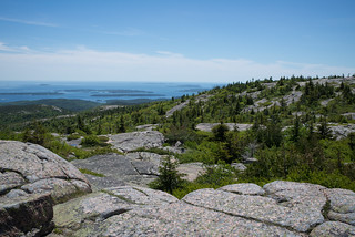 Acadia National Park View from Summit of Cadillac Mountain | by goingslowly