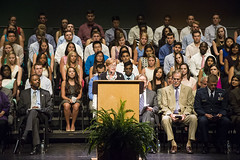 Convocation for the class of 2019