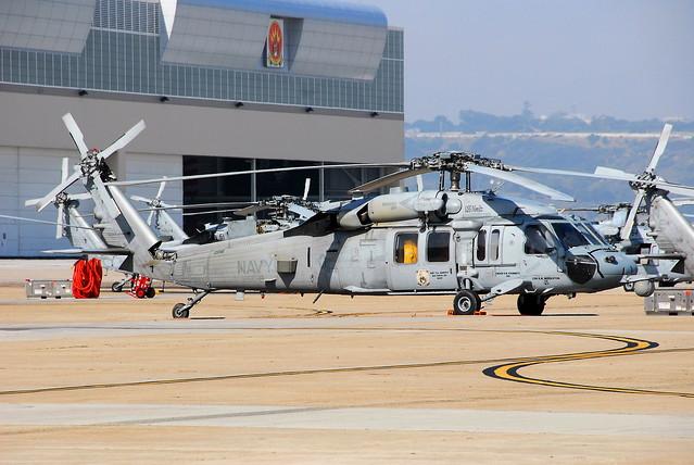 MH-60S Seahawk 168394/NH-1 HSC-8