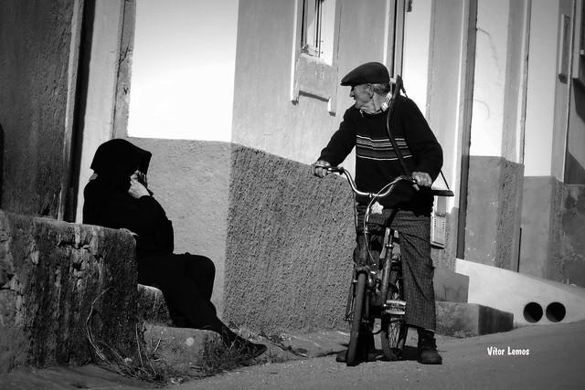 Vida na aldeia