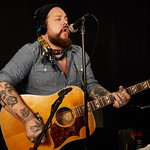 Tue, 12/12/2017 - 12:04am - Nathaniel Rateliff and The Night Sweats Live in Studio-A 12.12.17 Photographer: Gus Philippas