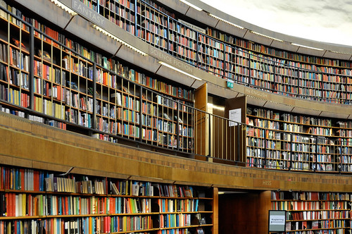 Stockholms Stadsbibliotek | by bruno vanbesien