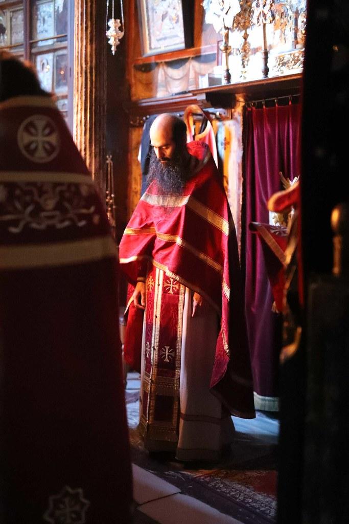 2 января 2018, Божественная литургия / 2 January 2018, Divine Liturgy