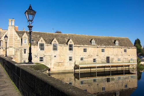 Stamford, Lincolnshire   by Ken Barley