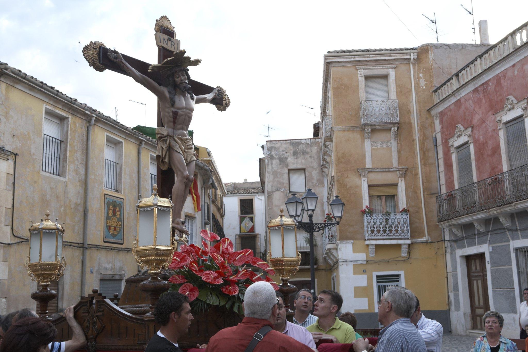 (2010-06-25) Vía Crucis de bajada - Heliodoro Corbí Sirvent (49)