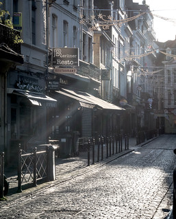 Winter Sunlight in Lille | by Paul Kaye