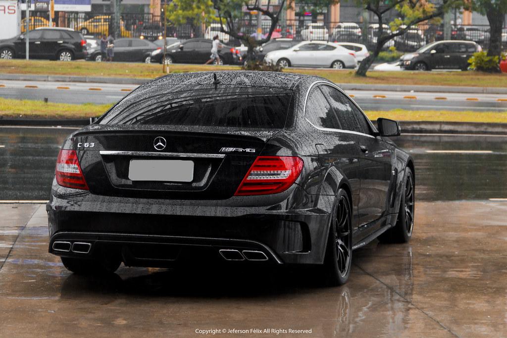 C63 Amg Black Series >> Mercedes Benz C63 Amg Black Series Jeferson Felix Flickr