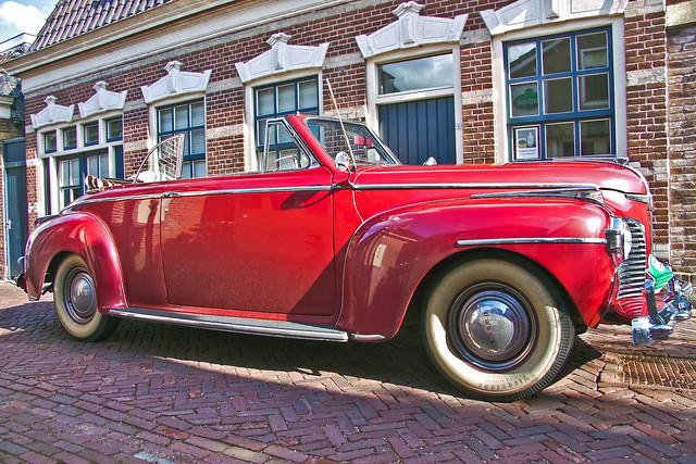 Dodge Luxury Liner Custom Convertible Coupé 1941 (4374)