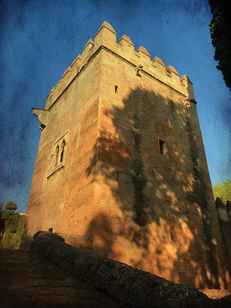 Alhambra Tower - POTD #218