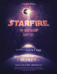 Space Flyer / Poster
