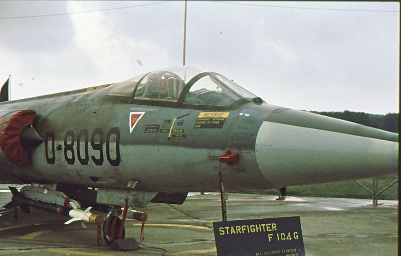 Lockheed F-104 Starfighter 96