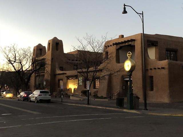 New Mexico Museum of Art • Santa Fe, NM
