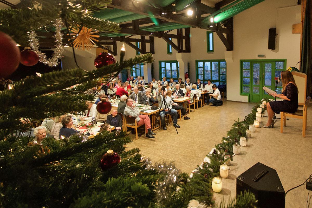 Weihnachtsfeier Karlsruhe.Weihnachtsfeier 2017 Der Banater Schwaben Karlsruhe