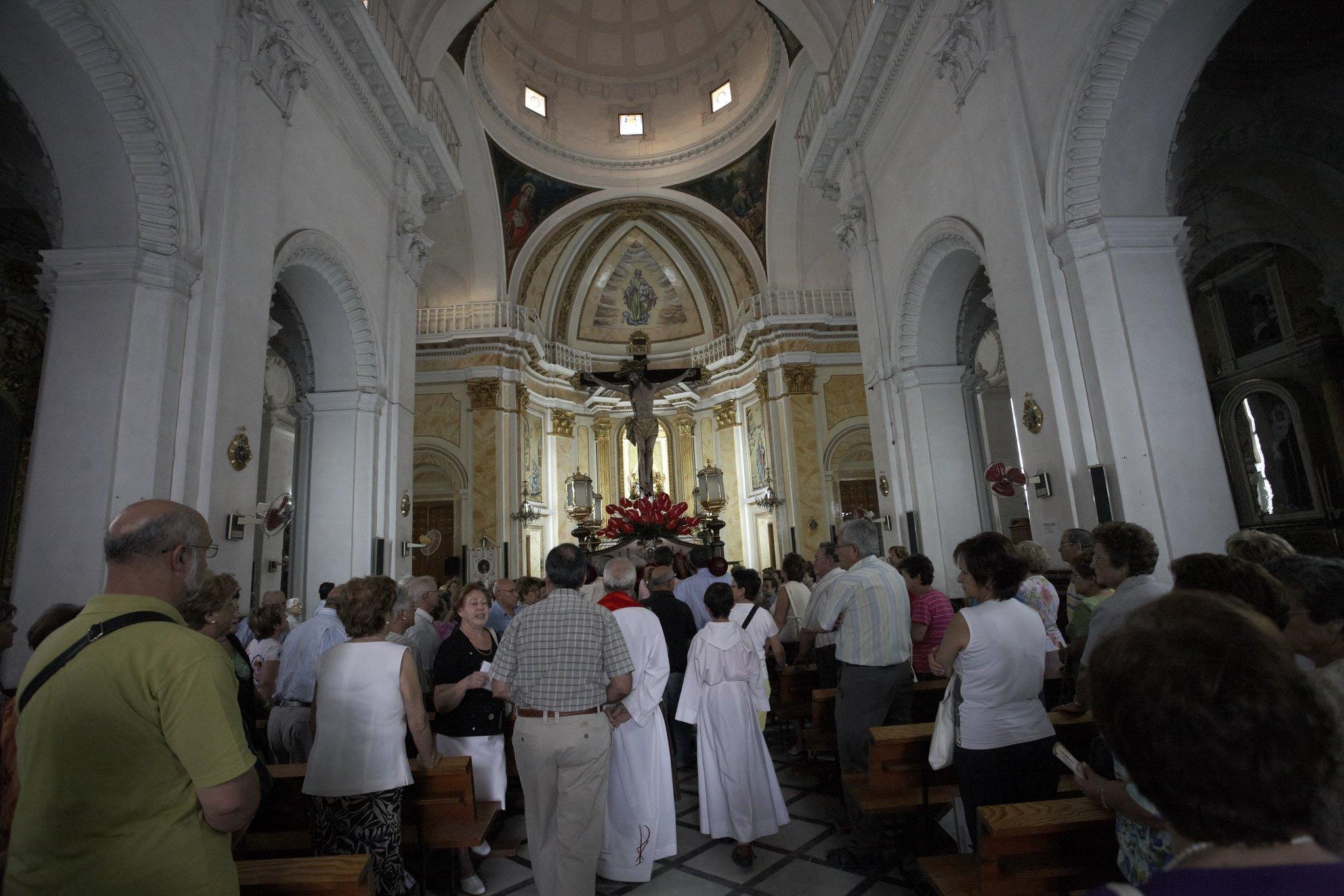 (2009-06-26) Vía Crucis de bajada - Heliodoro Corbí Sirvent (139)