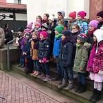 2017 - Auftritt des SiWi-Chors auf dem Münsterer Weihnachtsmarkt