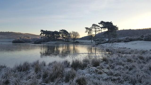 Frozen knapps loch