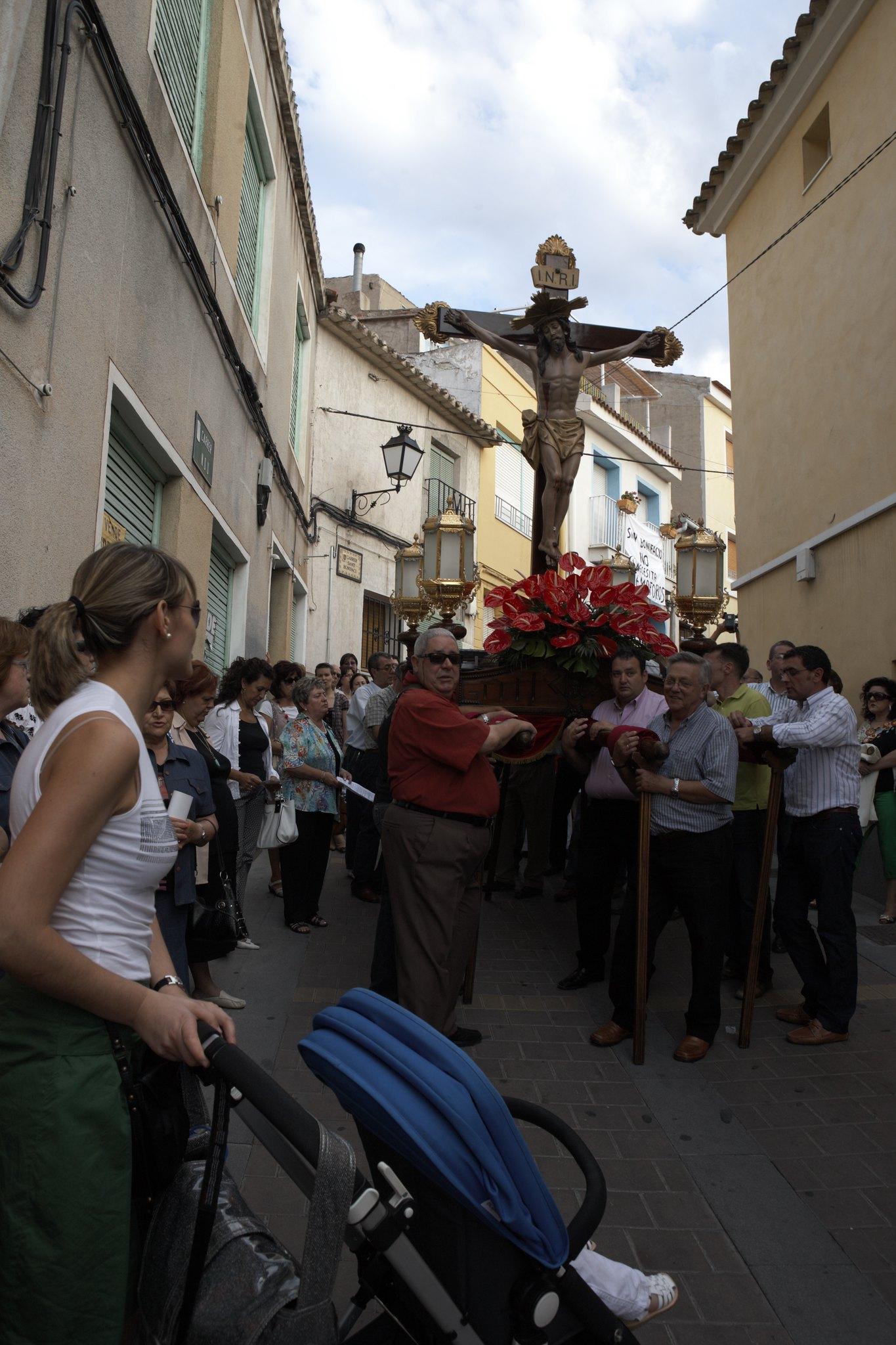 (2010-06-25) Vía Crucis de bajada - Heliodoro Corbí Sirvent (21)