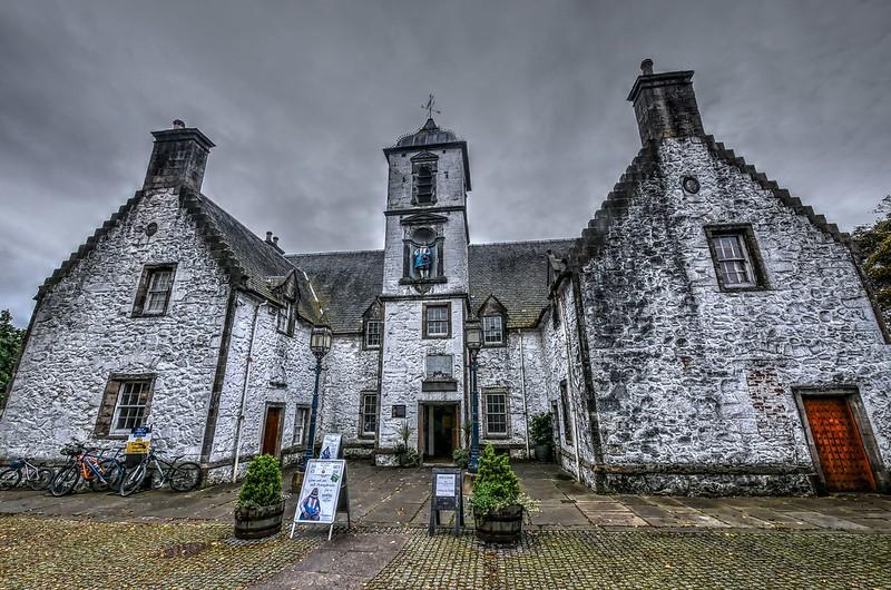 Cowane's Hospital, Stirling, Scotland