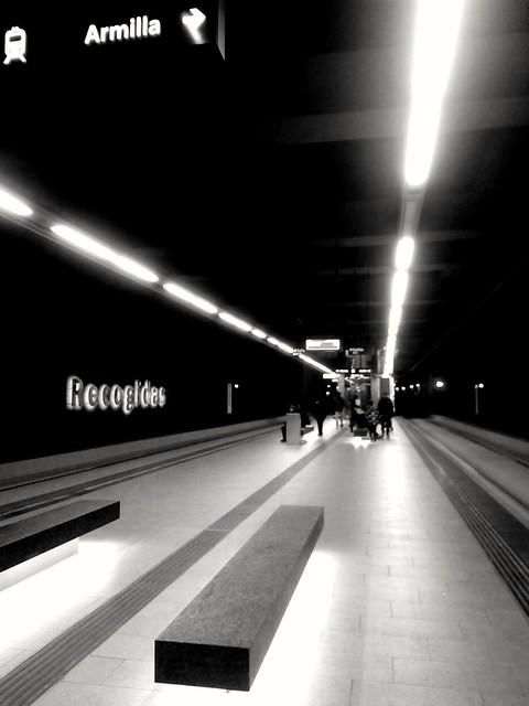 Líneas en metro