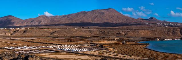 Salinas de Janubio No. 2 - Lanzarote, Canary Islands