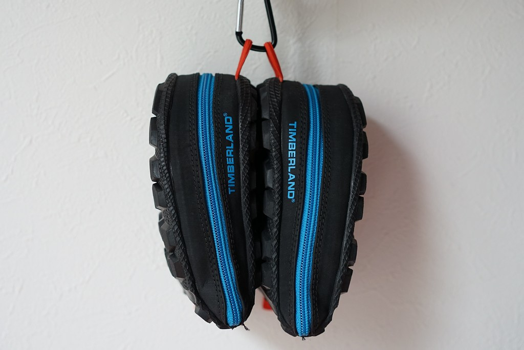 ティンバーランド_折りたためる靴11