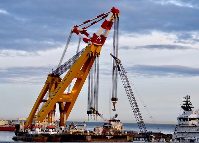 Asian Hercules III - Peterhead Harbour Scotland 22/12/17