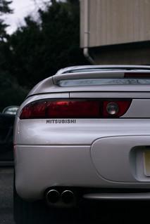 '95 VR4 Spyder | Rear Vertical