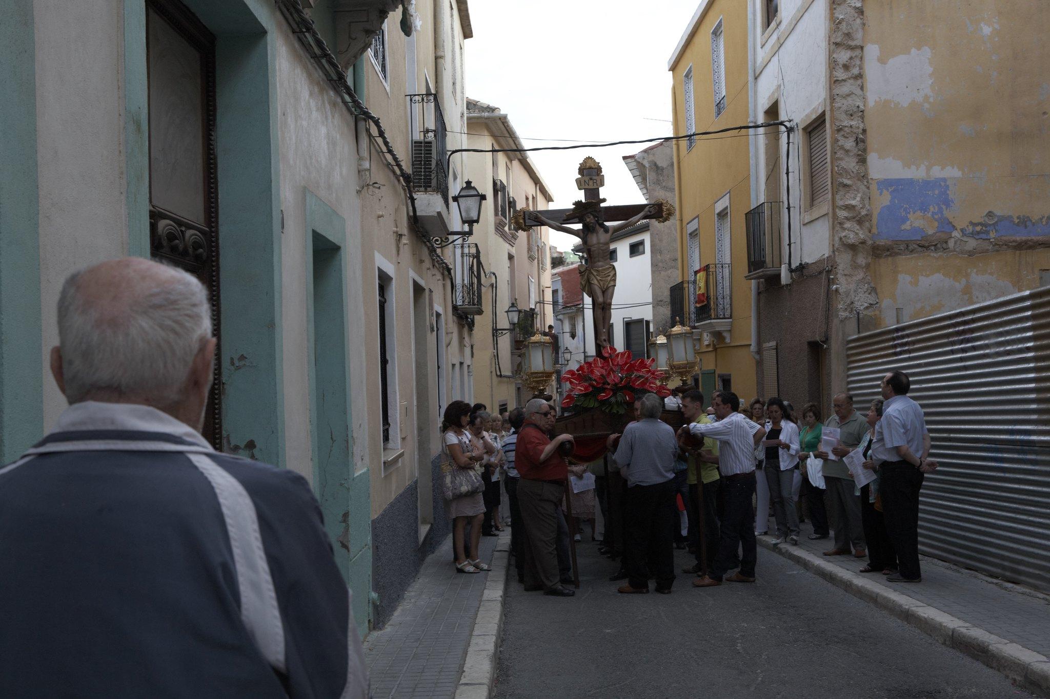 (2010-06-25) Vía Crucis de bajada - Heliodoro Corbí Sirvent (40)