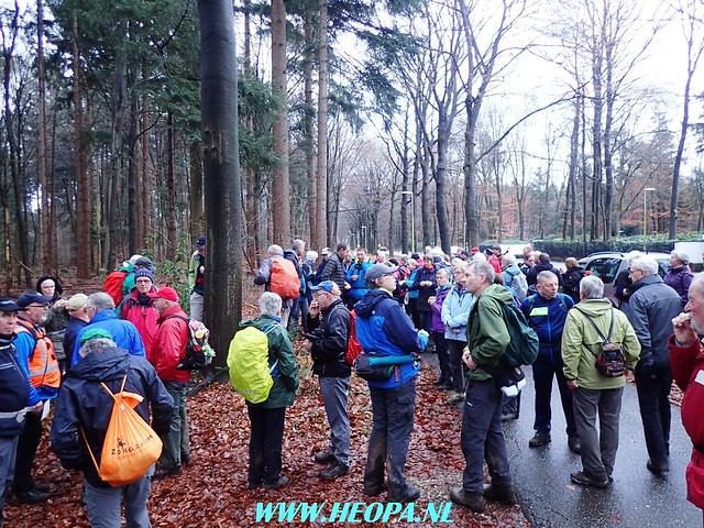 2017-12-27 Bennekomse-    Bossentocht         24 Km    (90)