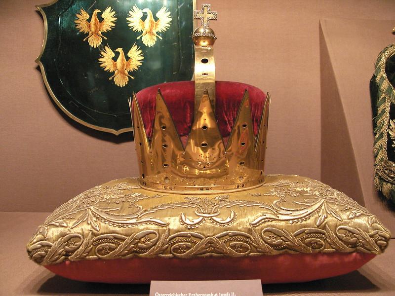 IMPERIAL TREASURY in VIENNA