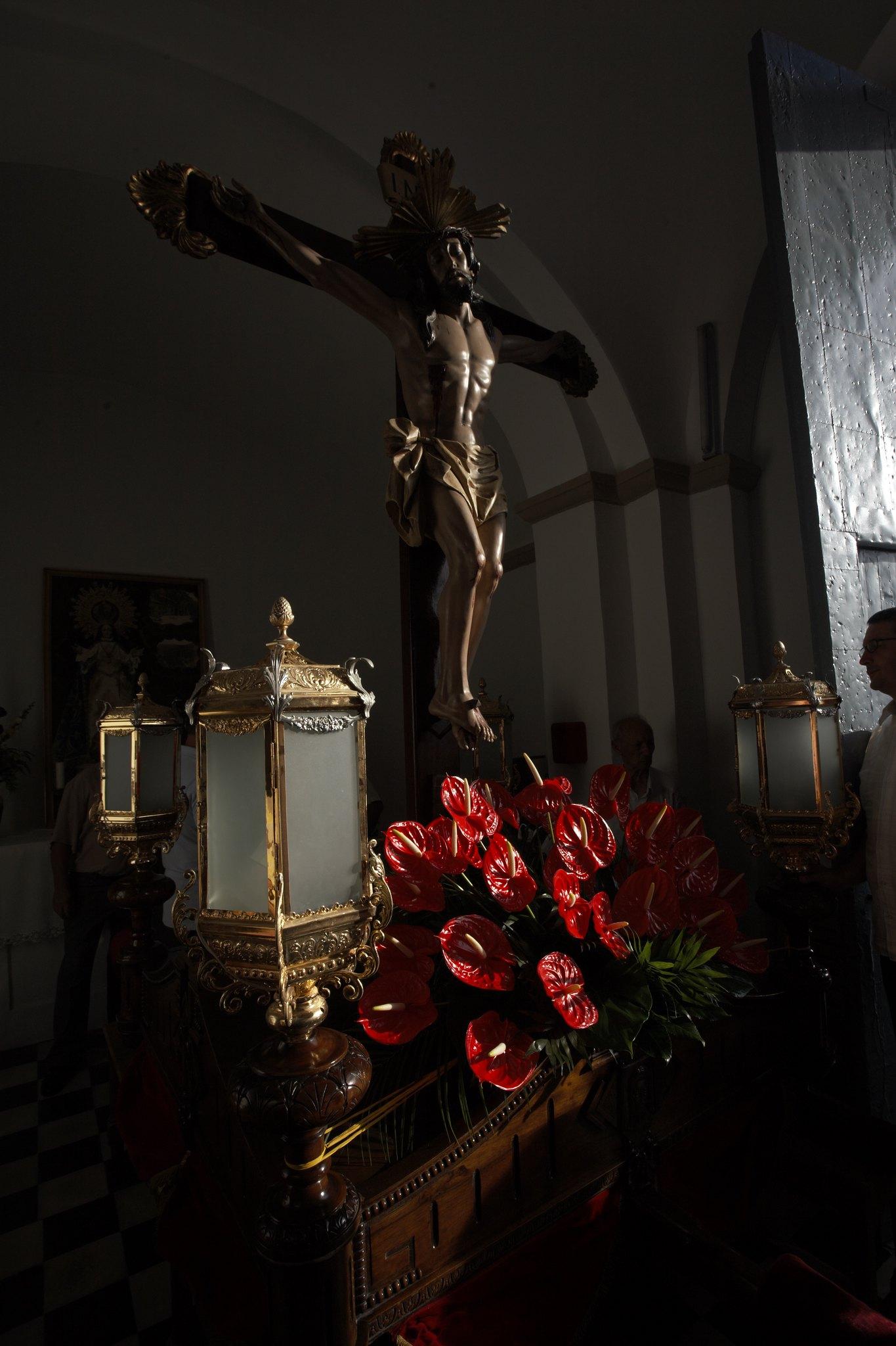 (2009-06-26) Vía Crucis de bajada - Heliodoro Corbí Sirvent (19)