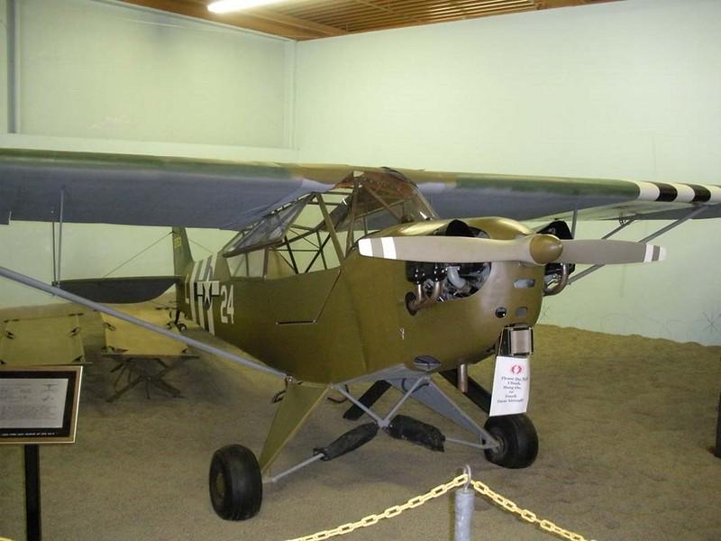 Piper L-4B Kobilica 1
