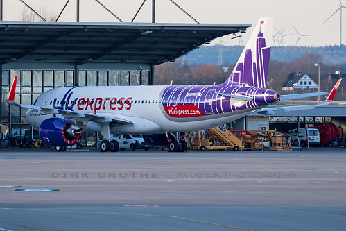 HK-Express_A320neo_B-LCP_20180107_XFW | by Dirk Grothe | Aviation Photography