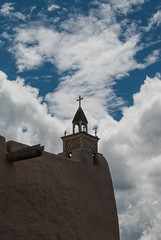 San José de Gracia Church, Las Trampas