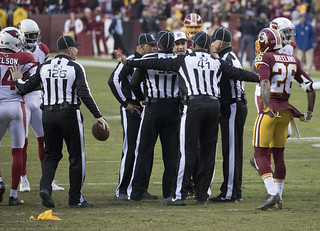 NFL Referees | by Keith Allison