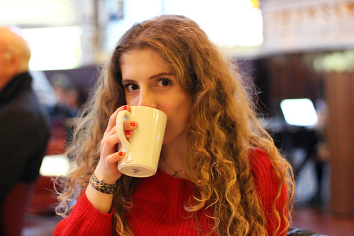 coffee time V&A museum | by blondgarden