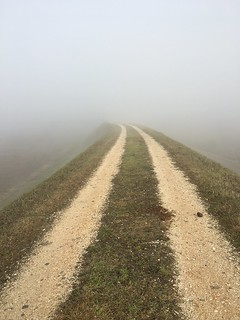 Argine e nebbia   by MauronB