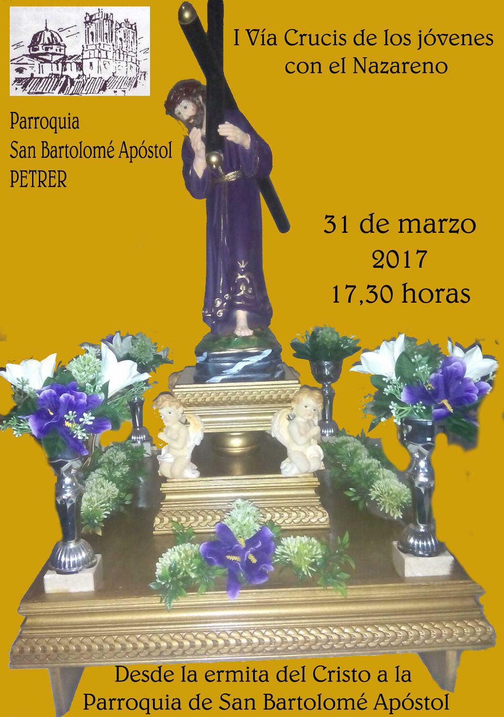 (2017-03-31) - I Vía Crucis jóvenes - (00)