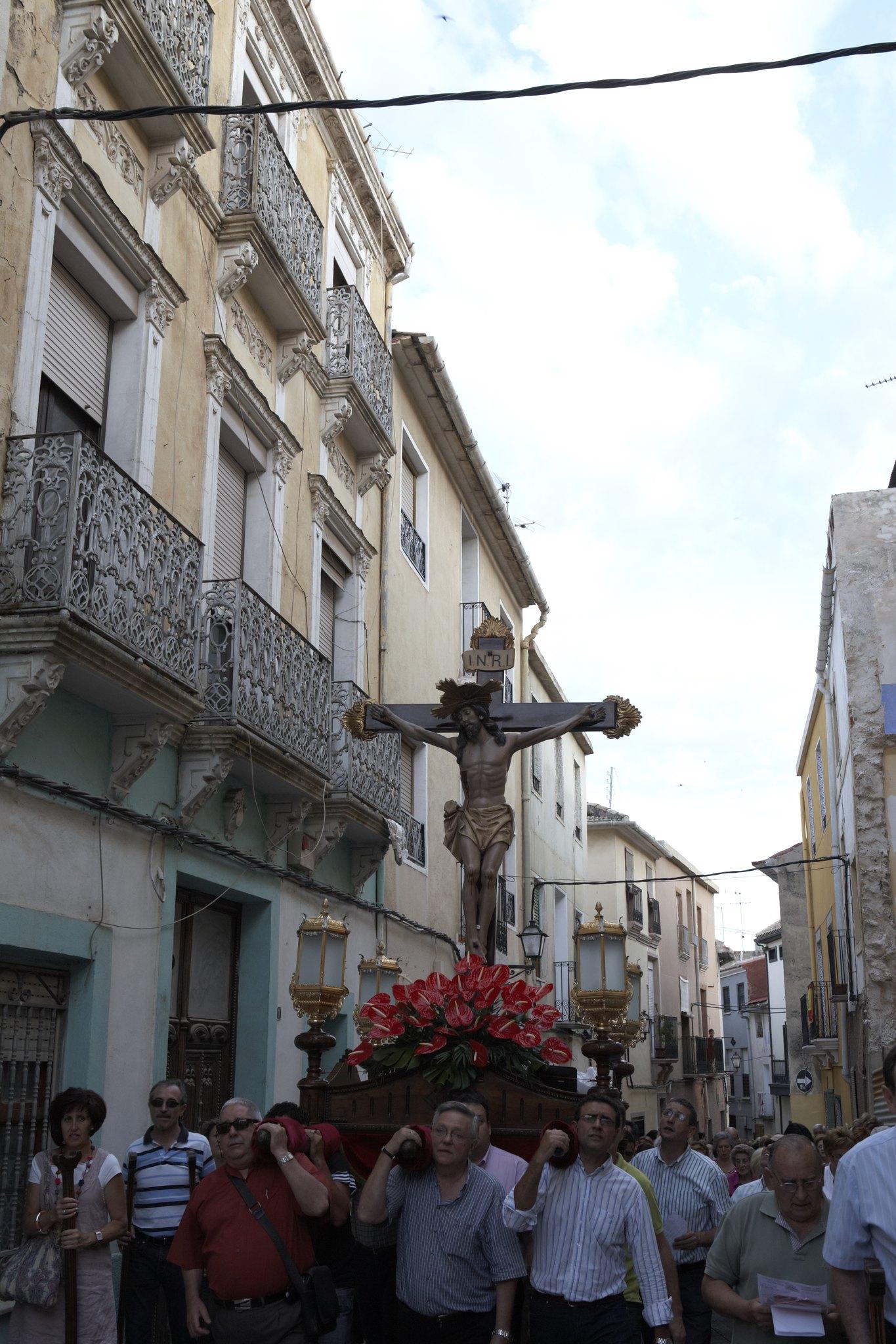 (2010-06-25) Vía Crucis de bajada - Heliodoro Corbí Sirvent (43)